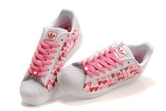 womens+adidas+pink+superstars | Adidas Originals Superstar II Womens Shoes pink/white/red - adidas ...