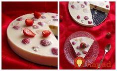 Tvarohovo-ovocný dezert