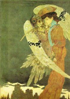 Elisandre - L'Oeuvre au Noir: Gustav-Adolf Mossa, de Salomé aux Femmes Fatales à Eros et Thanatos