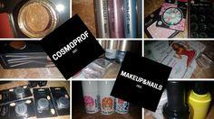 Pazzie dal Cosmoprof! Haul Unghie e Makeup!