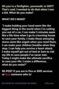 http://wanelo.com/p/3625054/nremt-emt-paramedic-exam-study-guide-100-money-back-guarantee-ems-success - Firefighters ... Paramedics ... What they make ... EVERY SINGLE DAY!
