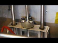 Threadless Ballscrew Test