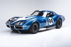 Motor'n News | BARRETT-JA​CKSON SCOTTSDALE AUCTION TO FEATURE HISTORIC RACE AND COMPETITIO​N CARS
