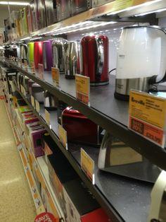 Sainsbury's - Nottingham - GM - Homewares - Layout - Adjacency - Visual Merchandising - www.clearretailgroup.eu