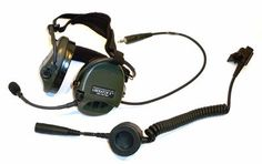 Liberator II Single-Comm Tactical Headset Systems