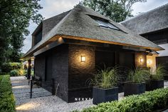 Classic Garden, Scandinavian Style, My House, Gazebo, Outdoor Structures, Cabin, Lighting, House Styles, Interior