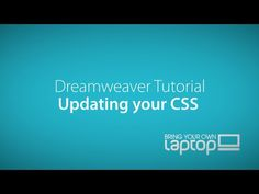 Change link font & color in CSS - Dreamweaver CC Tutorial