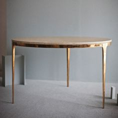 Daniel Barbera Bronze table