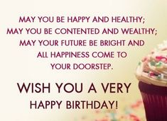 Happy Birthday WIshes SMS Wishes Sms