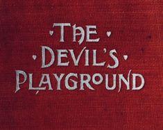 Imagem de Devil, red, and aesthetic