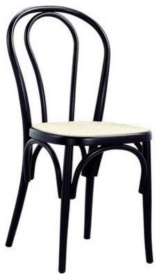 Stol No18 By Michael Thonet - Rottingsits
