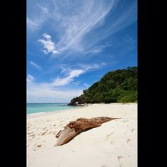 Koh Khai, Satun, Thailand. I'm sure I can find some homies there;]