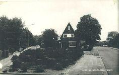 splitsing Postweg-Drieseweg.