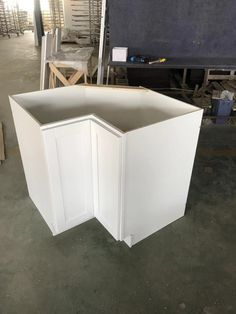 White Shaker Cabinets, Canning, Home, White Dressers, Ad Home, Homes, Home Canning, Haus, Conservation