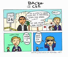 Power of Power - Back to the CSI
