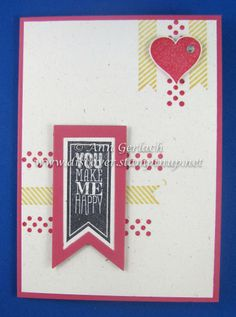 ESAD Occasions Blog Hop – Perfect Pennants | Discover Ink – Ann Gerlach Independent Stampin' Up!® Demonstrator