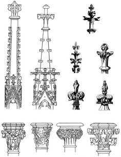 The Gothic ornament