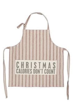 Haha - love this! Christmas Calories Don't Count Apron http://rstyle.me/n/rwbbrnyg6