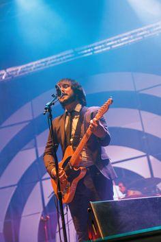 Sonorama reune a más de 100 grupos en directo durante cuatro intensos días de conciertos
