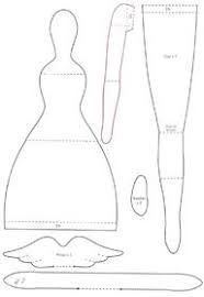 Image result for Amish Doll Patterns Free Printable