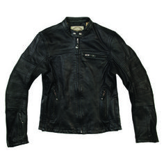 Riding Jacket - Roland Sands Women's Maven Leather Jacket