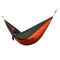 Reasonable 1or 2 People Portable Widening Parachute Hammock Outdoor Camping Swing Parachute Hammock Camping Garden Leisure Sleeping Bag Refreshment Sleeping Bags
