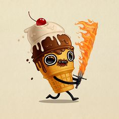 Mike Mitchell - New Food Dudes are in the shop!...
