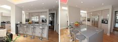 Planning solutions for awkward kitchen spaces (including kitchen pillars)