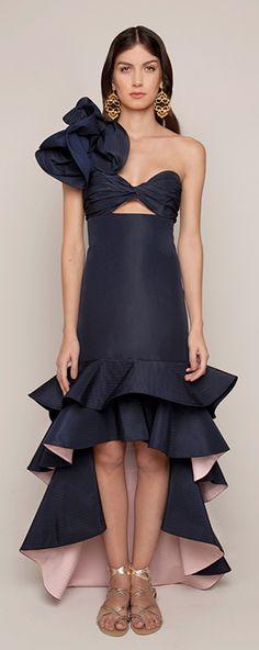 Johanna Ortiz Bergamata dress Johanna Ortiz Amapala dress #ruffles #JohannaOrtiz