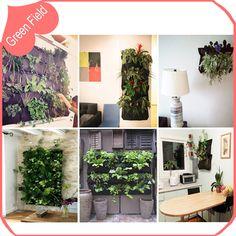planten zakken aan de muur - Google zoeken