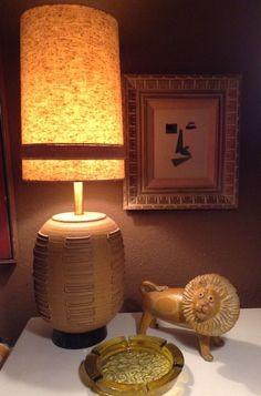 Midcentury Modernist Bob Kenzie Lamp   eBay