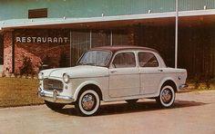 Fiat 1100 4-Door I love this car!!!
