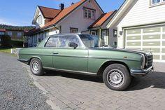 Mercedes-Benz 280C 114-8 1974, 105 000 km, kr 70 000,-