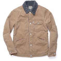 corduroy ranch jacket by studio d'artisan.