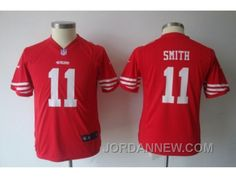 http://www.jordannew.com/nike-youth-nfl-san-francisco-49ers-11-smith-red-jerseys-lastest.html NIKE YOUTH NFL SAN FRANCISCO 49ERS #11 SMITH RED JERSEYS CHEAP TO BUY Only $23.00 , Free Shipping!