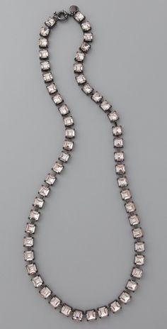 antique jeweled strand