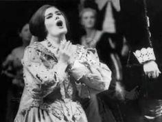 OPERA: Lucia de Lammermoor    SINGER; Joan Sutherland    ARIA: Regnava nel silenzio    COMPOSER: Donizetti