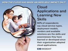 Cloud Applications and Learning New Skills