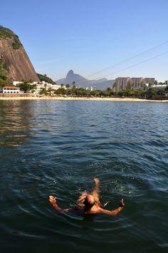 Praia Vermelha - Rio de Janeiro - Brasil - Foto: Alexandre Macieira | Riotur | Flickr - Photo Sharing!
