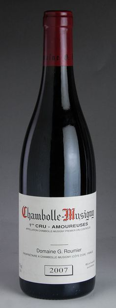 Domaine Georges & Christophe Roumier Les Amoureuses, Chambolle-Musigny Premier Cru, France