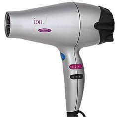 Ion Anti-Frizz Ionic Hair Dryer