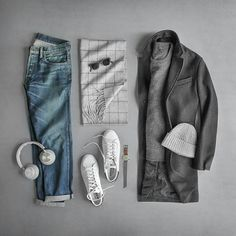 Perfect Capsule Wardrobe Look. #mens #fashion #style