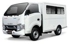 Medium Duty Trucks, Heavy Duty Trucks, Trucks For Sale, Cool Trucks, Glass Stairs Design, Isuzu Motors, Gadget Magazine, All Truck, Van Home