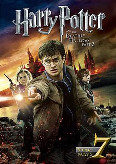 Harry Potter Magic, Harry Potter World, Harry Potter Memes, Deathly Hallows Part 2, Book Posters, Voldemort, Mischief Managed, Movies, Harry Potter Film