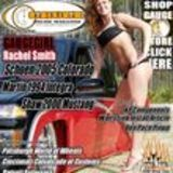 March 2016 issue of Gauge Magazine is jam packed full of custom cars and car show coverage from across the nation.  On the cover we have Paul Tolson's 2014 Lexus IS F Sport on air suspension featuring the beautiful Gauge Girl Tommie Lynn. Feature vehicles are Ryan Anderson's 1998 Chevy Body Dropped C1500 and Anthony Carri's 1999 Toyota Tacoma.    Show coverage this month is Midwest Camp-N-Drag 2015 in Waveland Indiana, 4 Wheel Jamboree in Indianapolis Indiana, Traditional Rod & Kustom Sho...