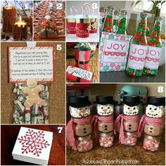Smith Family: DIY Inexpensive Holiday Gifts for Neighbors, Friends, Teachers, Coworkers, etc.