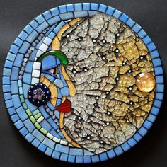 Beautiful and creative mosaics by Laura Pattison