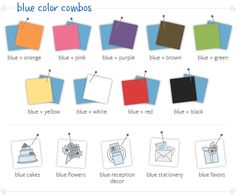 Choosing Colors for Wedding Tip