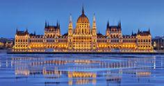 Budapeste - Hungria - Parlamento
