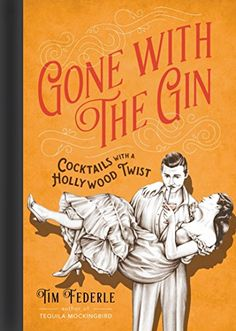 Gone with the Gin is the ultimate cocktail book for die-hard silver screen aficionados who prefer to be shaken, not stirred. Included within are 50 delicious drinks—paired with winking commentary on history's most quotable films—plus an all-star lineup of drinking games, movie-themed munchies, and illustrations throughout.
